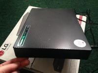 LG BP250 Blu-ray Disc/DVD player