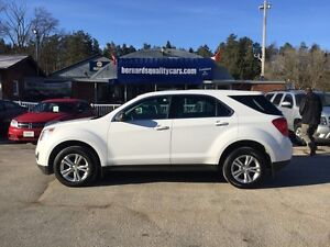 2013 Chevrolet Equinox LS | ONE OWNER | AWD
