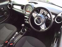 BMW mini COOPER 1.6 petrol start/stop,NEW MOT no advisories, FSH low mileage, mint condition