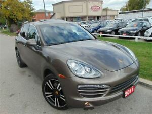 2011 Porsche Cayenne CPO WARRANTY NAVI CAMERA 20'' TURBO WHEELS