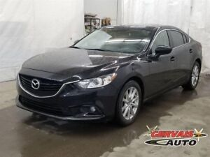 Mazda Mazda6 GS-L Navigation Cuir Toit Ouvr 2015