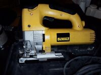 Dewalt heavy duty jigsaw