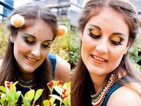 Fully qualified makeup artist in Edinburgh