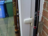 QUALITY SEA FISHING RODS Abu,Daiwa Beachcasters , Boat Rods & REELS (house move forces sale)