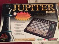 Jupiter deluxe chess computer
