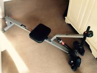 V-fit Fit-start Single Hydraulic Rowing Machine (Collect Kentish Town)