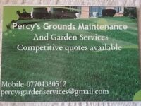 GARDEN SERVICES,COMPETITIVE,HONEST AND RELIABLE