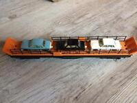 Hornby car transporter