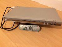 Roadstar karaoke DVD player with remote