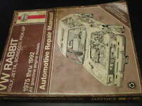 livre haynes rabit,golf,jetta,scirocco,pick-up volks 75 a 92