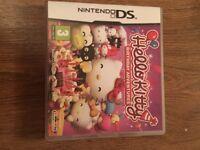 Nintendo DS Hello kitty game.