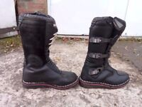 Hebo Trials Boots size 40