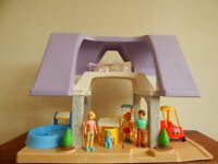 Little Tikes Play House, Little Tikes Dolls House, Furniture And Figures