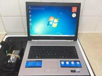 Excellent Sony laptop-320 HDD-Intel dual core-3 gb RAM
