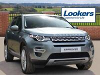 Land Rover Discovery Sport TD4 HSE LUXURY (grey) 2015-10-08