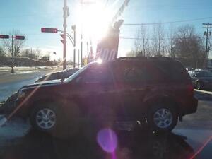 2010 Mazda Tribute 4WD