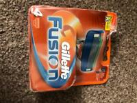 Gillette Fusion Manual 4 blades