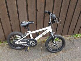 14 inch kids bike £25 ono