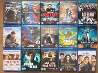 15 New and Sealed Blu Rays bundle job lot not dvd Inc spiderman dear john etc