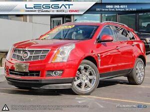 2010 Cadillac SRX Premium Collection! 1 OWNER! ONLY 80K! *NAV*SU