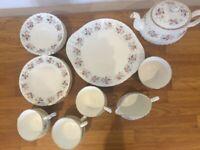 Minton Spring Bouquet tea set