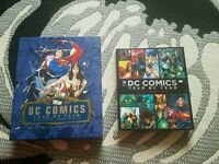 DC Comics Year by Year x2 RRP £35 & £25