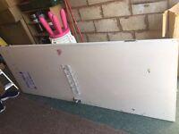 PANELLED INTERIOR DOOR 1980x762