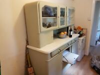 1950's kitchen dresser