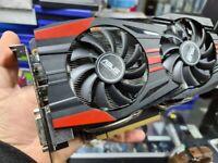 ASUS NVIDIA GeForce GTX 760 2GB DDR5 256bit HDMI DVI Graphics Video Card