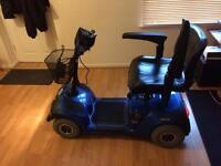 Mobility scooter mercury neo 6