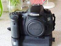 Canon Camera and Tamron lens