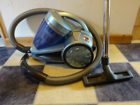Morphy Richards Anti-Allergy Compact Bagless Cylinder Vacuum Cleaner - model 71062