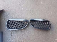 BMW 5 SERIES KIDNEY GRILLS