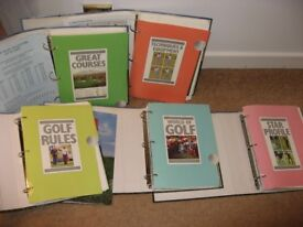 Collectable Golf Information Files