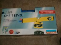 Laser Spirit Level (NEW)