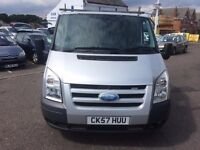 2007 FORD TRANSIT 110 T280S FWD SILVER