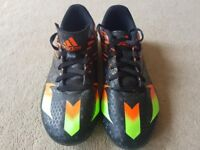 Adidas Boys Football Boots Size 1 UK (33 EU)
