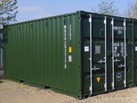 Self Store Storage Containers 20ft x 8ft - Royston Hertfordshire - 24hrs access