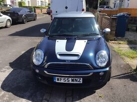 Mini Cooper S Hatch 1.6 Supercharged - Rare Checkmate Auto Edition - Low miles - Bargain !!