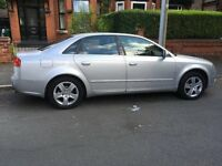 2005 Audi A4 1.8T with Leather Interior