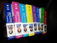 COMPLETE EVERYBODY LOVES RAYMOND (EXCEPT 4TH SEASON)