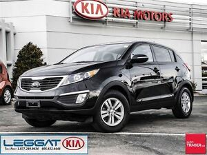 2013 Kia Sportage LX - Manual, Heated Seats, Bluetooth, Auto Hea