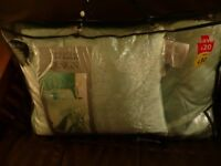 Quilt cover/Throw 2 pillowcases cushion New double bed size