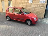 Fiat Seicento low mileage cheap insurance and tax quick sale long MOT