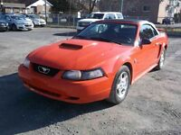 2004 Ford Mustang *** CONVERTIBLE, EDITION 40EME ANNIVERSAIRE **