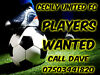 WANTED EXPERIENCED PLAYERS WHO ARE LOOKING FOR A NEW CHALLENGE Wednesbury