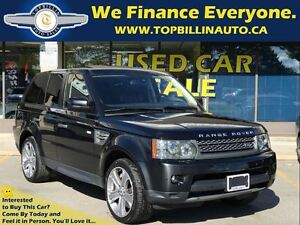 2011 Land Rover Range Rover Sport Supercharged, 89K kms