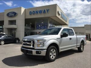 2015 Ford F-150 XLT SUPERCAB 6.5FT BED 5L V8 $DOWN $122 WEEKLY