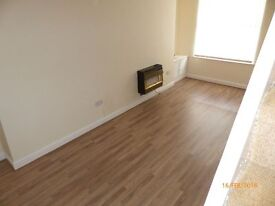 Two bedroomed house, fully refurbished.