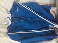 ADIDAS MENS ZIPPER SIZE M